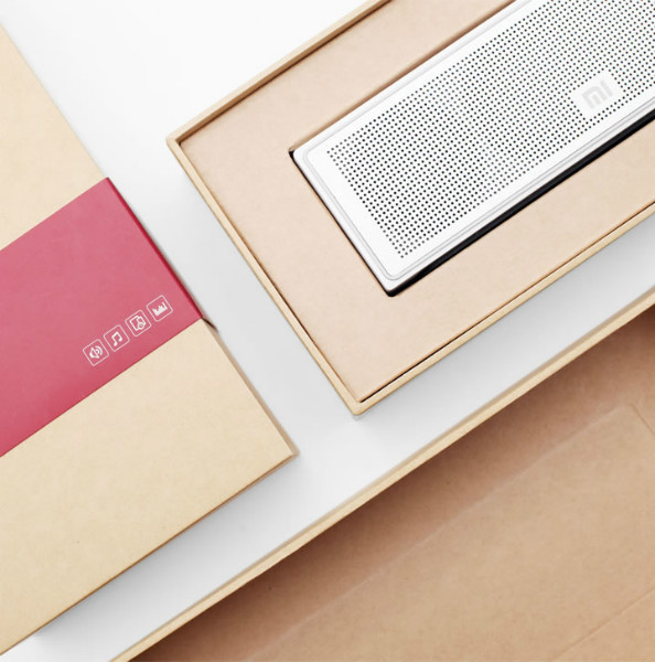 Портативная Bluetooth колонка Xiaomi Mini Square Box
